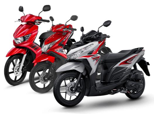 rental motor di Banjarmasin